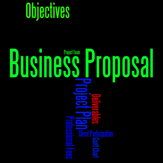 Td business plan writer