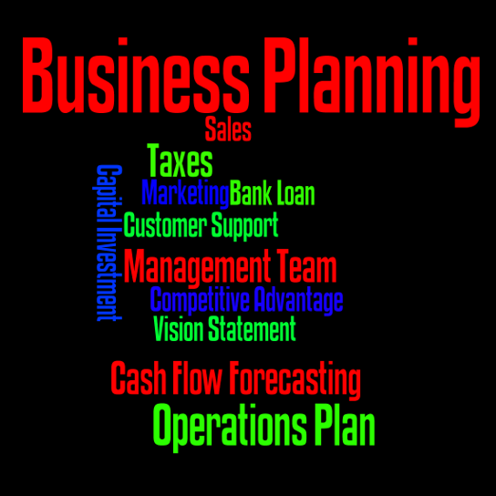 Writing It Yourself? Use Our Business Plan Template